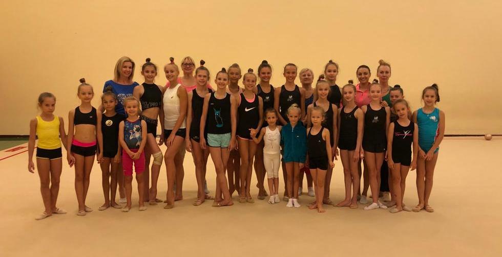 <h1>Летние сборы в монако</h1> с двукратной олимпийской чемпионкой Евгенией Канаевой
