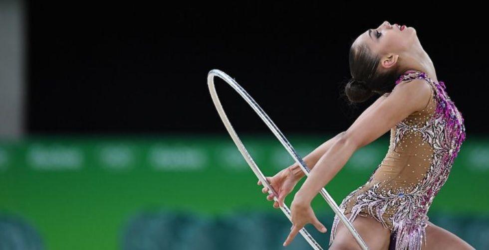 <h1>Маргарита Мамун</h1>олимпийская чемпионка